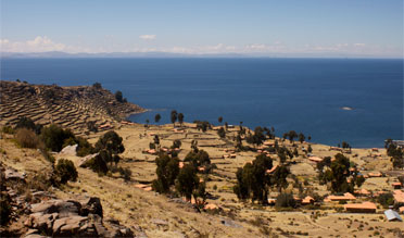 Amazing Lake Titicaca
